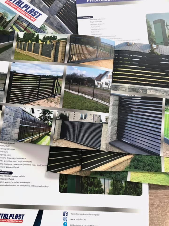 Mamy się czym chwalić… Setki wykonanych ogrodzeń, setki wyprodukowanych bram, setki zadowolonych klientów