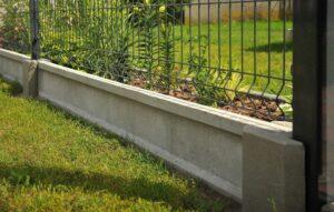 Podmurówka betonowa/Łącznik
